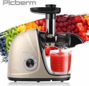Juicer Picberm Wide Mouth Juicer