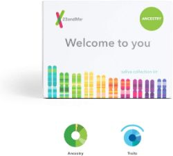 23andMe Ancestry and Traits