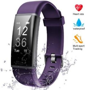 Lintelek Fitness Tracker Heart Rate