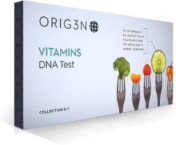 Orig3n Vitamins DNA Test