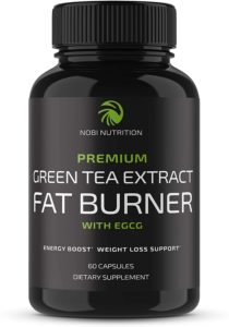 Nobi Nutrition Green Tea Fat Burner