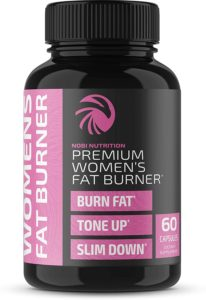 Nobi Nutrition Premium Fat Burner for Women