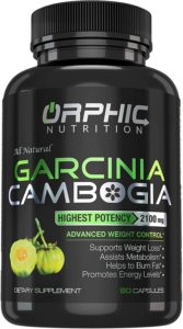 Orphic Nutrition 100% Pure Garcinia Cambogia Extract