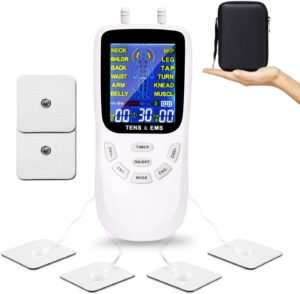 TENS Unit Muscle Stimulator by Conree