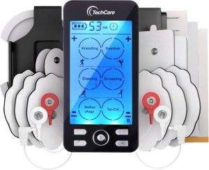 TechCare Massager TENS Unit Plus