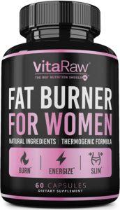 VitaRaw Weight Loss Pills for Women