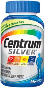Centrum Silver Multivitamin for Men 50 Plus