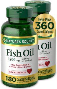 Nature's Bounty Fish Oil