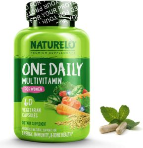 Naturelo One Daly Multivitamin for Women
