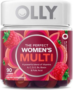 OLLY The Perfect Women's Gummy Multivitamin