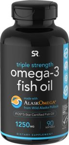 Omega-3 Wild Alaskan Fish Oil