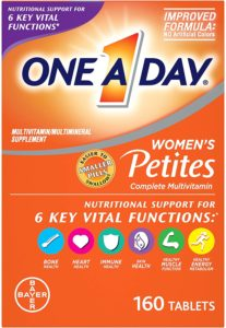 One a Day Women's Petites Multivitamin