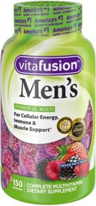 Vitafustion Men's Gummy Vitamins