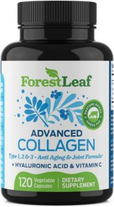 Advanced Collagen Supplement by ForestLeaf