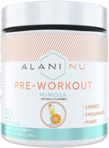 Alani Nu Pre-Workout Supplement Powder
