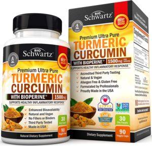 BioSchwartz Turmeric Curcumin