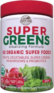 Country Farms Super Green Drink