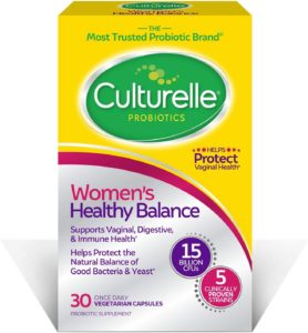 Culturelle Women's Healthy Balance Probiotic for Women