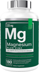 Essential Elements Magnesium Plus Zinc With D3