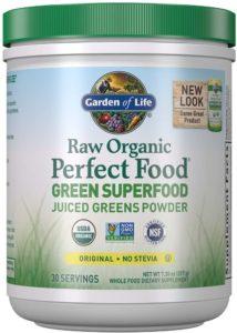 Garden of Life Raw Organic Perfect Food Powder