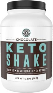Left Coast Performance Keto Meal Replacement Shake