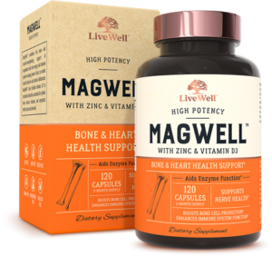 LiveWell MagWell Magnesium And Zinc