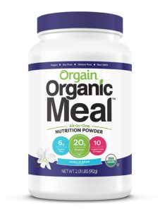Orgain Organic Plant-Based Meal Replacement Powder