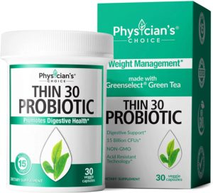 Physician's Choice Thin Probiotics for Women