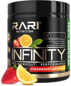 RARI Nutrition Infinity Pre-Workout Powder