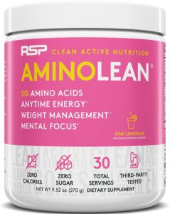 RSP AminoLean All-In-One Pre-Workout