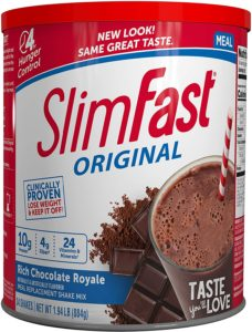SlimFast Original Rich Chocolate Meal Replacement