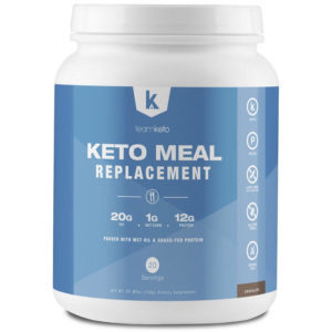 Team Keto Meal Replacement