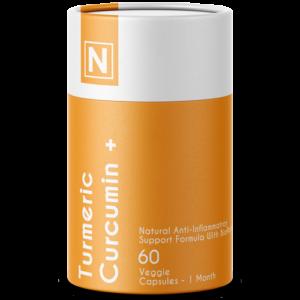 Turmeric Curcumin + By Nuzena
