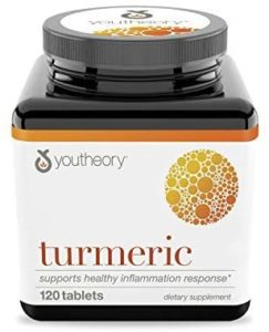 Youtheory Turmeric Advanced with Black Pepper Bioperine